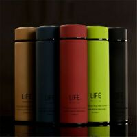 500ml Life Stainless Steel Vacuum Flask Water Bottle Thermos Coffee Travel Mug
