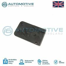 Renault Megane Scenic Clio 3 Button Remote Key Card -  433MHz Brand New