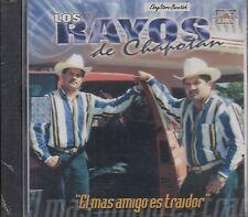 LOS RAYOS DE CHAPOTAN EL MAS AMIGO ES TRAIDOR CD NUEVO SEALED