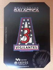 Battlestar Galactica Replica Patch - 3rd Vigilantes Squadron Screen Accurate