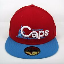 New Uomo Era ABA il Washington CAPS Team Classic 5950 montato CAP-TAGLIA 7 1/8