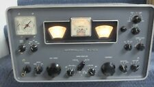 Rare Hammarlund HQ-180AC  Ham and Shortwave Receiver