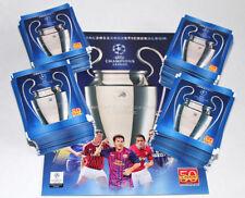 Panini UEFA CHAMPIONS LEAGUE 2011/2012 11/12 – 200 TÜTEN PACKETS + EMPTY ALBUM