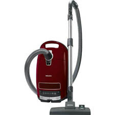 Miele Complete C3 Pure Red Powerline Cylinder Vacuum Cleaner | Brand new