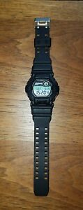 Casio G-Shock Men's Quartz Digital Grey Resin Sport 53.5mm Watch GD350-8