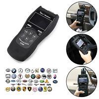 New Vgate Car Fault Reader Code Scanner Diagnostic Tool OBD2 Can Reset VS890 UK