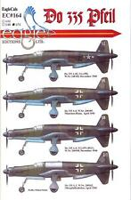 EagleCal Decals 1/72 DORNIER Do-335 PFEIL German WWII Fighter
