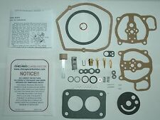 1949-51 CARB KIT FORD MERCURY & LINCOLN HOLLEY 885FF SIDE DRAFT 2 BARREL - NEW