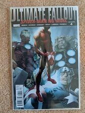 ULTIMATE FALLOUT #4 1st MILES MORALES SPIDER-MAN 1st PRINT