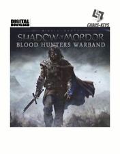 Middle-earth Shadow of Mordor-Blood Hunters Warband key Steam