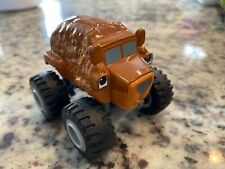 Blaze and the Monster Machines Grizzly Bear truck Die-Cast Toy Vehicle EUC Rare