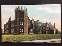 RP Vintage Postcard - Lincolnshire #61 - Old Hall, Gainsborough - Valentines