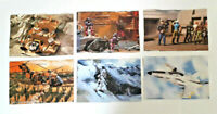 RARE Exclusive Action Force Gi Joe 1990s Dio Pictures Insert Letter Catalog LOT