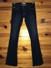 *ABERCROMBIE & FITCH Kids* Girls THE A&F BOOT Jeans Size 16