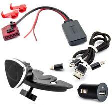 Bluetooth Aux Adapter Set MERCEDES W211 S211 W461 W463 R170 Comand 2.0 APS