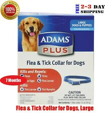 Flea & Tick Collar for Large Dogs, Long Lasting Up To 7 Months Protection