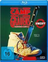 CAMP DES GRAUENS 2-SLEEPAWAY CAMP - SIMPSON,MICHAEL A.   BLU-RAY NEUF