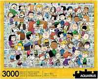 PEANUTS - CHARACTER COLLAGE - 3000 PIECE JIGSAW PUZZLE - BRAND NEW 68516