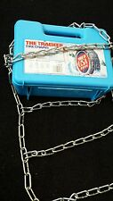 NEW USA snow tire link chains **ON SPECIAL UNTIL 2/24/17**                  car8
