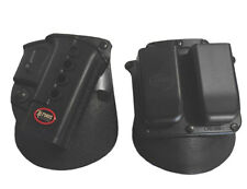 FOBUS RH Evolution Paddle GL2-ND Glock 19/17/22/ & 6900 RT Double Mag Holder