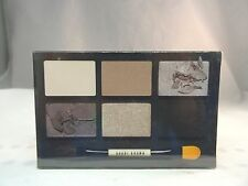 BOBBI BROWN -  SOHO CHIC EYE PALETTE - 6 EYE SHADOWS & DUAL ENDED BRUSH - NIB