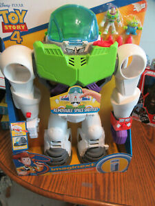 TOY STORY 4 IMAGINEXT BUZZ LIGHTYEAR ROBOT X LARGE  New sealed