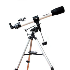 Visionking 80-900 Refractor Astronomical Telescope  Planet Finder with Mount