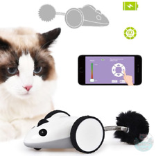 App control interactive cat toy mouse cat entertainment game electronic toy