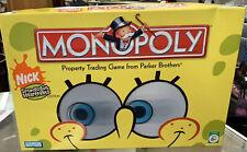 Monopoly Nick SpongeBob SquarePants Edition Parker Brothers