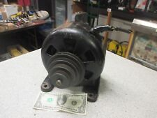 Holtzer Cabot AC Electric Pancake Motor 1000 RPM 1898-1907 type OS