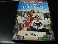 """COFFRET 2 DVD """"CAMPING PARADIS - VOLUME 1"""""""