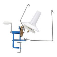 Hand Operated Yarn Ball Winder Fiber String Wool Thread Holder Winder Machine AU