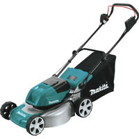 Makita XML03Z 18V X2 LXT Li-Ion 18 in. Lawn Mower (Tool Only) New