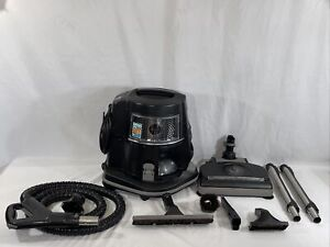 RAINBOW E2 TYPE 12 BLACK Vacuum Cleaner With Attachment. EXCELLENT!!!