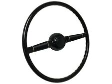 LimeWorks 1940 Deluxe Ford Style Steering Wheel Kit with GM Adapter