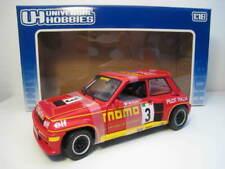 "Renault 5 Turbo No 3 ""momo"" R5 Turbo Cup 1984 Universal Hobbies  1:18  NEU  OVP"