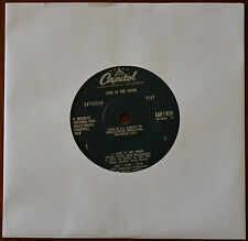 "Nat ""King"" Cole ‎– Love Is The Thing 7"" – EAP1-824 – VG-"