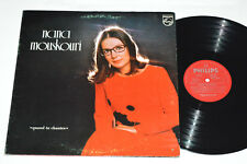 NANA MOUSKOURI Quand tu Chantes LP 1976 Philips Canada 9101.093 Pop Chanson VG+