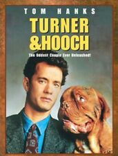 Turner and Hooch With Tom Hanks DVD Region 2 5017188882750