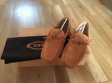Tod's GOMMINO DRIVING SHOES IN SUEDE Size:UK5.5