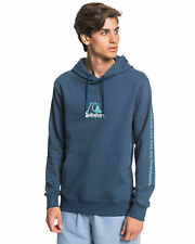 NEW QUIKSILVER™  Mens Empty Rooms Hoodie Fleece Top