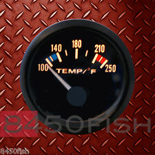 """2"""" Water Temperature Gauge 100-250F for 12 volt system"""