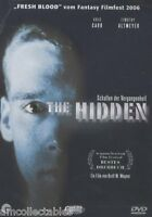 DVD - The Hidden - Schatten Il Vergangenheit - Nuovo/Originale