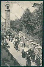 Verbania Miazzina Processione cartolina EE7593