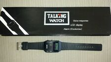 English Talking Watch Elderly 2 Extra FREE BATTERIES & Screwdriver from U.S.A