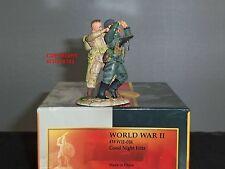 CONTE ww2-014 BUONA NOTTE Fritz Seconda Guerra Mondiale in Metallo Giocattolo Soldato Figure Set