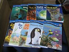 Lot of 10 Children's Books Level 2
