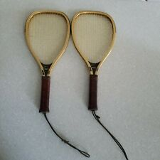 Pair (2) of Racquetball racquets-Olymped V, 4L, No Case, Preowned, Gc