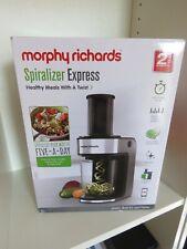 Morphy Richards Spiralizer Express - New