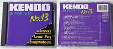 KENDO Edition No. 13 - Soraya, JAMES LAST, Boy George, Loona,.. 1998 Sony CD TOP